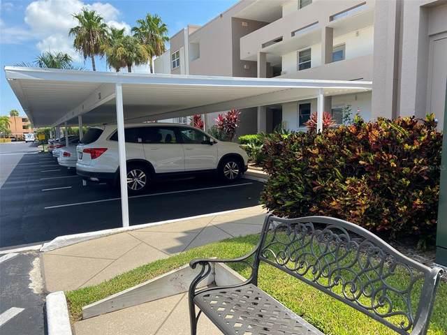 7425 Bay Island Drive S #202, South Pasadena, FL 33707 (MLS #U8131352) :: Zarghami Group