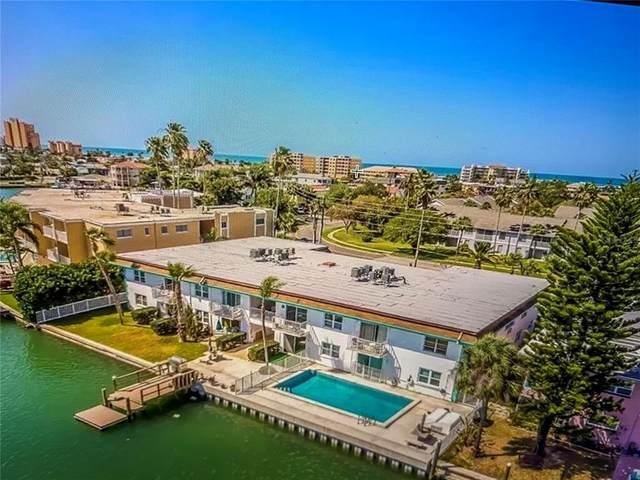 11655 3RD Street E #11, Treasure Island, FL 33706 (MLS #U8131373) :: Baird Realty Group