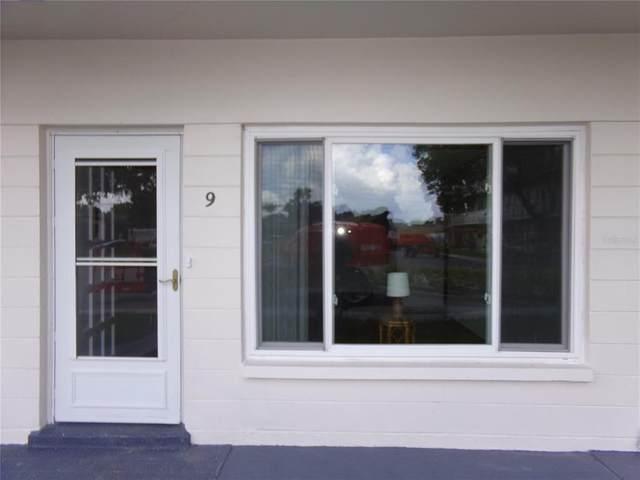 2363 Israeli Drive #9, Clearwater, FL 33763 (MLS #U8131379) :: Delgado Home Team at Keller Williams