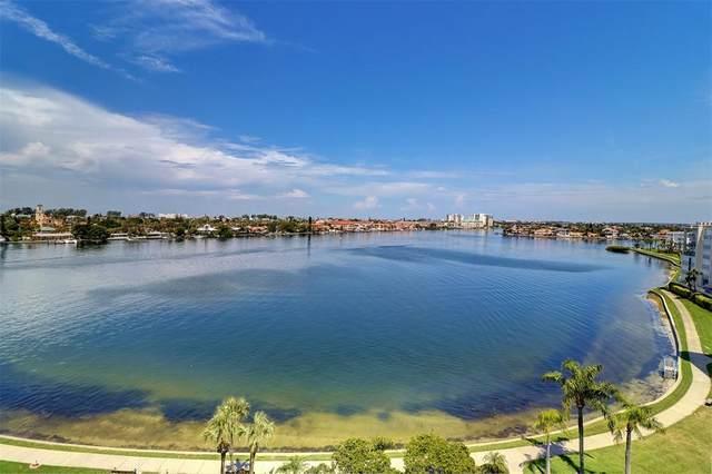 7932 Sailboat Key Boulevard S #705, South Pasadena, FL 33707 (MLS #U8131380) :: Tuscawilla Realty, Inc