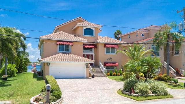 876 Bay Point Drive, Madeira Beach, FL 33708 (MLS #U8131397) :: Lockhart & Walseth Team, Realtors