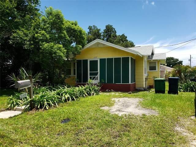 2219 Marconi Street, Tampa, FL 33605 (MLS #U8131402) :: Zarghami Group