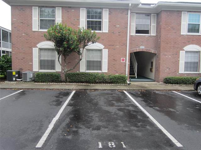 3420 41ST Avenue S #181, St Petersburg, FL 33711 (MLS #U8131478) :: The Hustle and Heart Group