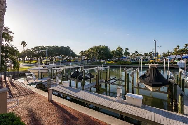 525 Mandalay Avenue #22, Clearwater, FL 33767 (MLS #U8131489) :: Florida Real Estate Sellers at Keller Williams Realty