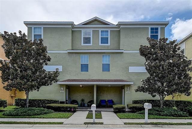 447 Shaddock Street, Tarpon Springs, FL 34689 (MLS #U8131511) :: Zarghami Group