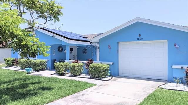 3620 Landale Drive, Holiday, FL 34691 (MLS #U8131514) :: The Light Team