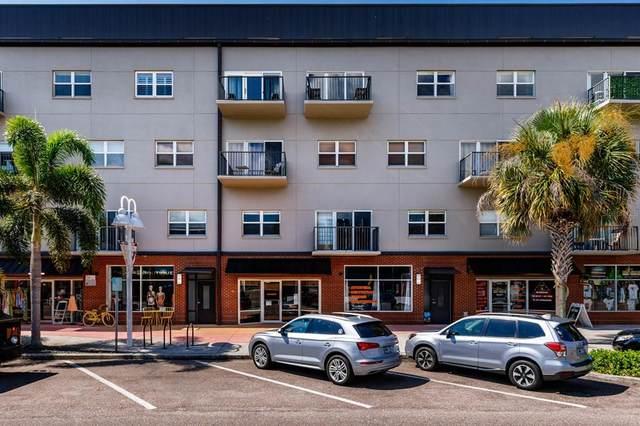 1010 Central Avenue #102, St Petersburg, FL 33705 (MLS #U8131534) :: Pepine Realty