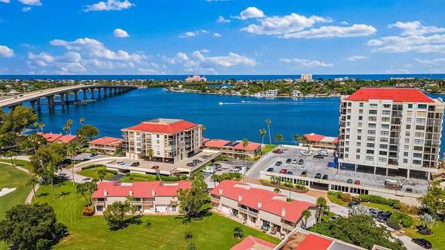 6260 Sun Boulevard #3, St Petersburg, FL 33715 (MLS #U8131581) :: Zarghami Group