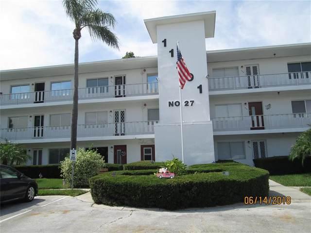 11201 80TH Avenue #205, Seminole, FL 33772 (MLS #U8131623) :: Sarasota Home Specialists