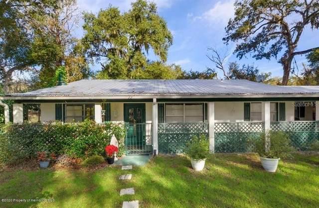 5255 Olivet Drive, Ridge Manor, FL 33523 (MLS #U8131651) :: Vacasa Real Estate