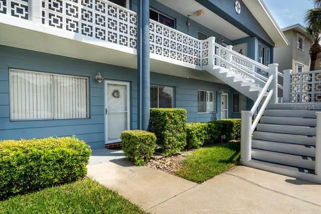 250 126TH Avenue #109, Treasure Island, FL 33706 (MLS #U8131656) :: Lockhart & Walseth Team, Realtors
