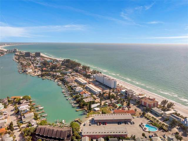 8565 W Gulf Boulevard 17S, Treasure Island, FL 33706 (MLS #U8131668) :: Lockhart & Walseth Team, Realtors