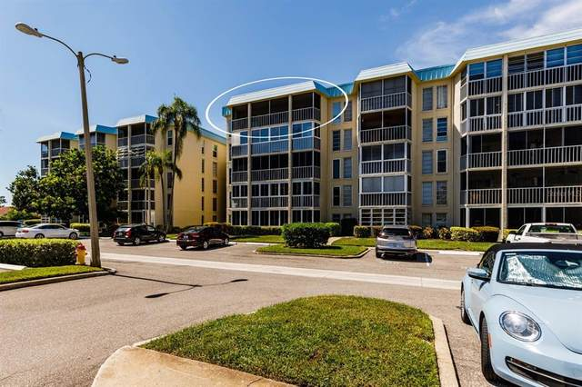 4902 38TH Way S #507, St Petersburg, FL 33711 (MLS #U8131721) :: Everlane Realty