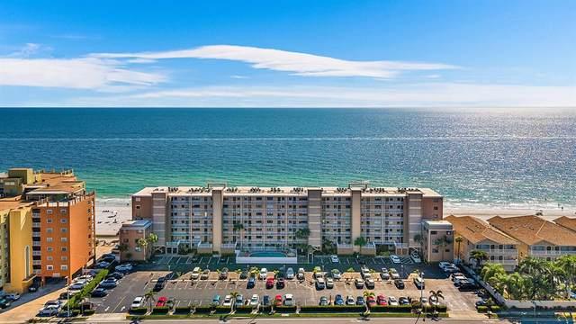18650 Gulf Boulevard #610, Indian Shores, FL 33785 (MLS #U8131791) :: Lockhart & Walseth Team, Realtors