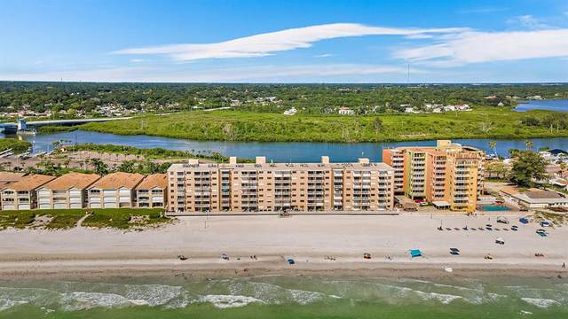 18650 Gulf Boulevard #411, Indian Shores, FL 33785 (MLS #U8131795) :: Lockhart & Walseth Team, Realtors