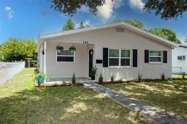 745 71ST Avenue N, St Petersburg, FL 33702 (MLS #U8131827) :: Team Turner