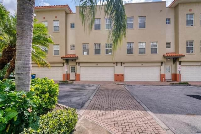 641 Siren Wind Lane, Clearwater, FL 33756 (MLS #U8131842) :: Bridge Realty Group