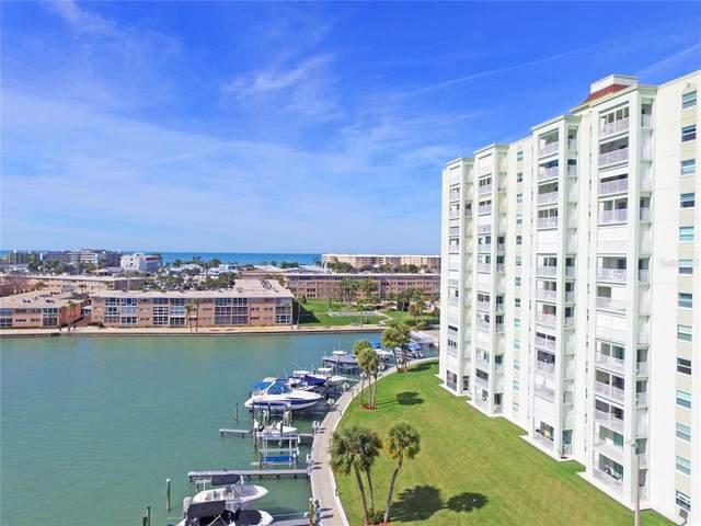 400 64TH Avenue #403, St Pete Beach, FL 33706 (MLS #U8131869) :: CARE - Calhoun & Associates Real Estate