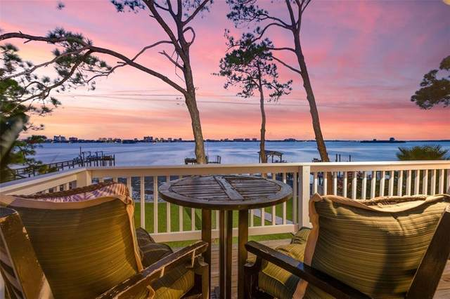 1740 Sunset Drive, Clearwater, FL 33755 (MLS #U8131920) :: The Duncan Duo Team