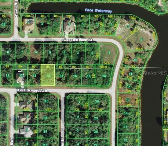 13156 Fort Braggs Avenue, Port Charlotte, FL 33981 (MLS #U8131937) :: The BRC Group, LLC