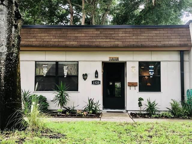 1520 Flint Drive W 9-E, Clearwater, FL 33759 (MLS #U8131967) :: Century 21 Professional Group