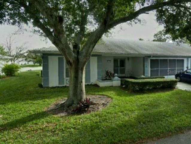 11102 Sandtrap Drive, Port Richey, FL 34668 (MLS #U8131986) :: Gate Arty & the Group - Keller Williams Realty Smart