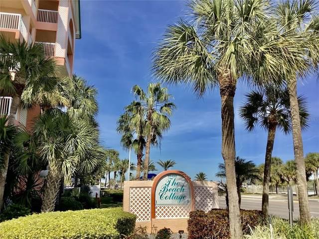 18400 Gulf Boulevard #2106, Indian Shores, FL 33785 (MLS #U8132006) :: Griffin Group