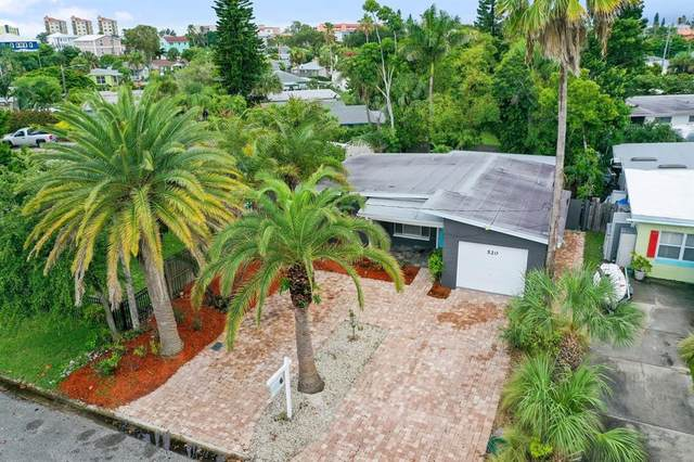 520 S Bayshore Drive, Madeira Beach, FL 33708 (MLS #U8132020) :: Lockhart & Walseth Team, Realtors