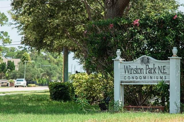 4910 Bay Street NE #207, St Petersburg, FL 33703 (MLS #U8132046) :: The Hustle and Heart Group