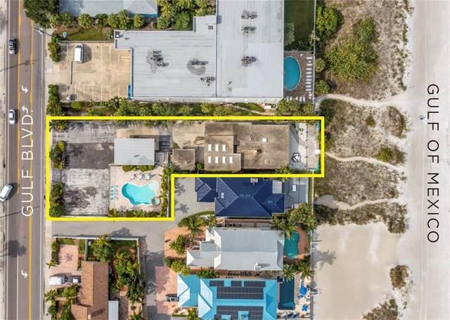 1512 Gulf Blvd, Indian Rocks Beach, FL 33785 (MLS #U8132052) :: Lockhart & Walseth Team, Realtors