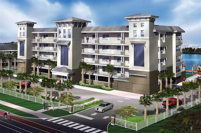 20001 Gulf Boulevard #404, Indian Shores, FL 33785 (MLS #U8132079) :: Lockhart & Walseth Team, Realtors