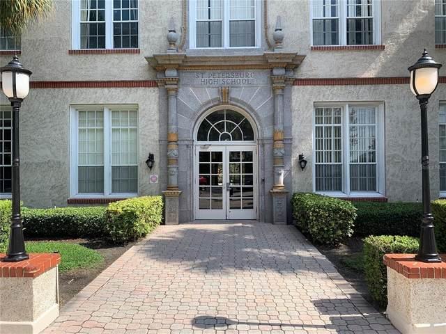 701 Mirror Lake Drive N #304, St Petersburg, FL 33701 (MLS #U8132102) :: The Hustle and Heart Group