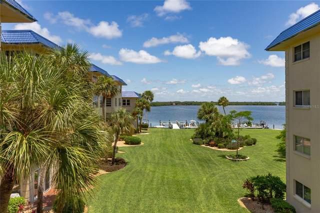 3808 Gulf Of Mexico Drive E305, Longboat Key, FL 34228 (MLS #U8132131) :: Gate Arty & the Group - Keller Williams Realty Smart