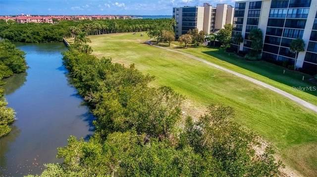900 Cove Cay Drive 1H, Clearwater, FL 33760 (MLS #U8132137) :: GO Realty