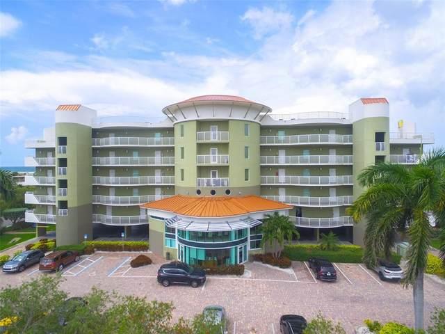 11605 Gulf Boulevard #204, Treasure Island, FL 33706 (MLS #U8132144) :: Lockhart & Walseth Team, Realtors