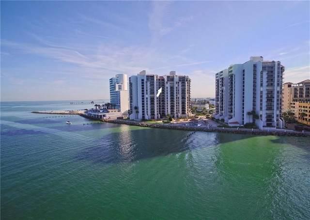 440 S Gulfview Boulevard #1404, Clearwater, FL 33767 (MLS #U8132152) :: Zarghami Group