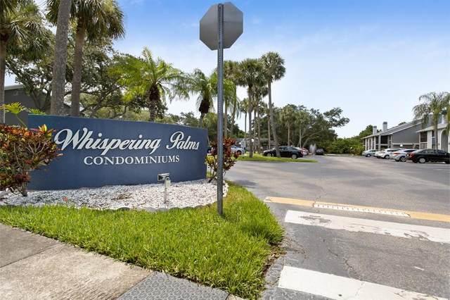 13303 Whispering Palms Place SW #103, Largo, FL 33774 (MLS #U8132282) :: The Hesse Team