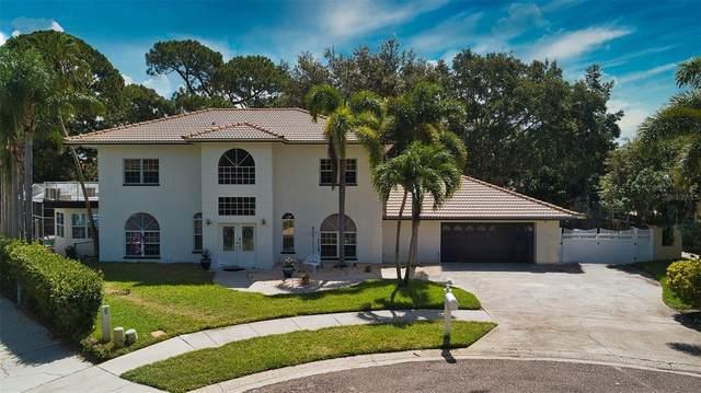 1372 Hillside Drive, Tarpon Springs, FL 34689 (MLS #U8132421) :: Delgado Home Team at Keller Williams