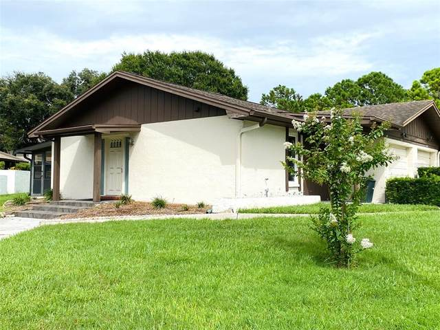 1387 Heather Ridge Boulevard #1387, Dunedin, FL 34698 (MLS #U8132461) :: Delgado Home Team at Keller Williams