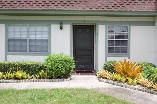 11410 Carriage Hill Drive #4, Port Richey, FL 34668 (MLS #U8132462) :: Delgado Home Team at Keller Williams