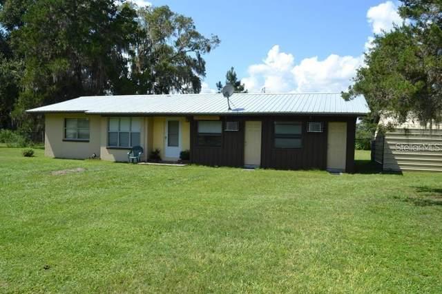 12350 NW Gainesville Road, Reddick, FL 32686 (MLS #U8132480) :: The Light Team