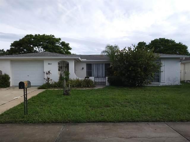 7411 Westcott Drive, Port Richey, FL 34668 (MLS #U8132755) :: Everlane Realty
