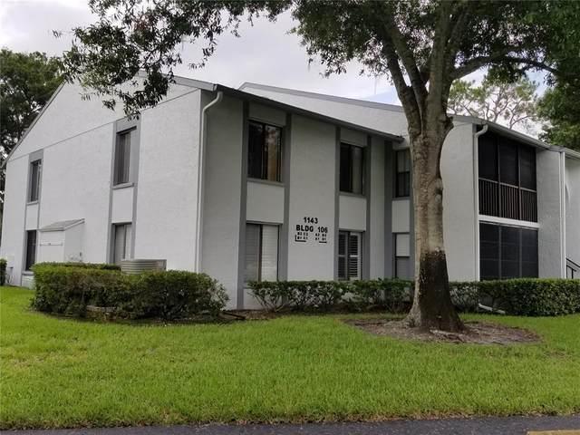 1143 Pine Ridge Circle W C1, Tarpon Springs, FL 34688 (MLS #U8132756) :: Delgado Home Team at Keller Williams