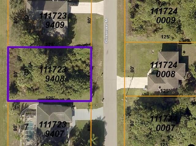 Dinsmore Street, North Port, FL 34288 (MLS #U8132858) :: Team Turner
