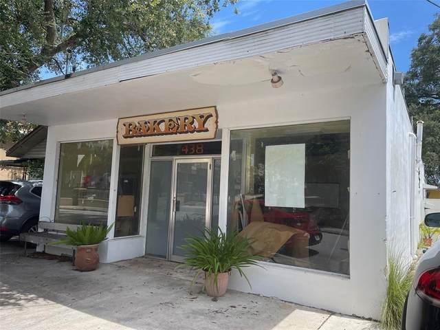 438 Athens Street, Tarpon Springs, FL 34689 (MLS #U8132965) :: Everlane Realty