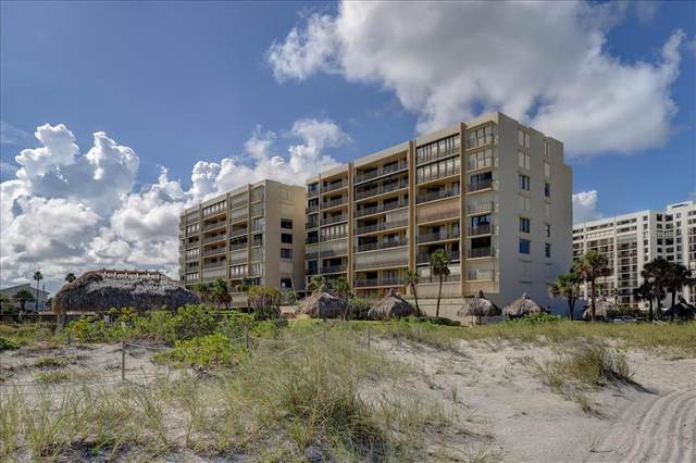 1430 Gulf Boulevard #108, Clearwater, FL 33767 (MLS #U8133237) :: RE/MAX Local Expert