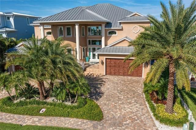 854 Island Way, Clearwater, FL 33767 (MLS #U8133338) :: Future Home Realty