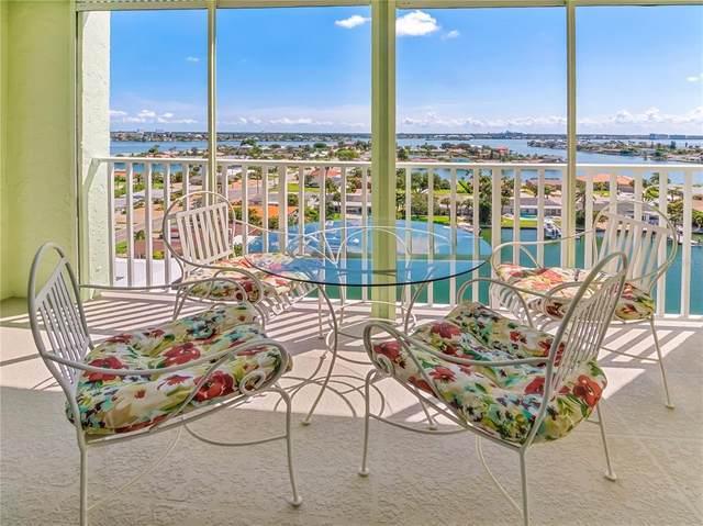 420 64TH Avenue #1103, St Pete Beach, FL 33706 (MLS #U8133528) :: Premium Properties Real Estate Services