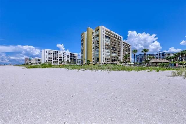 1480 Gulf Boulevard #910, Clearwater, FL 33767 (MLS #U8133677) :: RE/MAX Local Expert