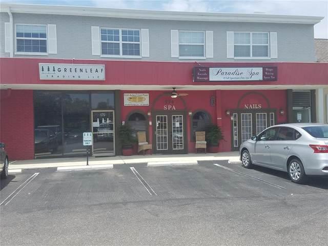 172 107TH Avenue, Treasure Island, FL 33706 (MLS #U8133854) :: Vacasa Real Estate